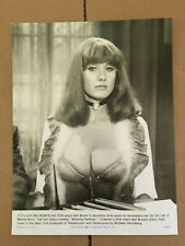 Robyn Hilton 1974 Blazing Saddles , original vintage press headshot photo