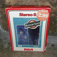 Vintage - Matthew Fisher / Journey's End - 8 Track Tape - 1973 - New