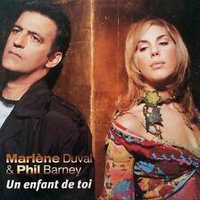 MARLENE DUVAL & PHIL BARNEY - UN ENFANT DE TOI (FR. PRESSING 2 TRK 1 MAXI-CD CAR