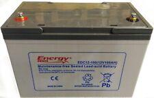 Batteria  100 Ah /20h AGM 12V - Deep Cycle x Servizi Camper , Nautica