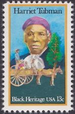 US - 1978 - 13 Cents Harriet Tubman Black Heritage Series Issue # 1744 - Mint NH