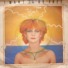 "Toyah(7"" Vinyl P/S)I Want To Be Free-SAFE 34-UK-VG/VG"