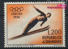 san marin 544 neuf 1955 Jeux Olympiques Jeux d et 'hiver (8927887