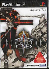 Used PS2 Gungrave O.D. OverDose Japan Import (Free Shipping)