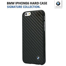 Licensed BMW Signature Collection Carbon Fiber Hard Case For iPhone 6, 6S