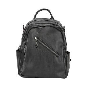 Ladies Women Backpack Leather Rucksack Travel Shoulder Bag School Satchel