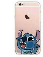 Coque Apple Iphone 7 ou Iphone 8 silicone souple Stitch mange la ...