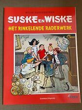 Suske en Wiske Reclame uitgave  - Het Rinkelende Raderwerk - Eerste druk - 2006