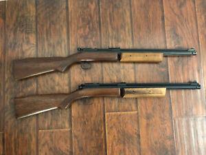 Benjamin Franklin Model 342 .22 And 347 .177 Air Rifles