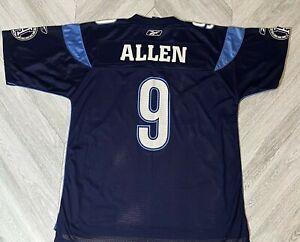 Toronto Argos Damon Allen Football Jersey Men's Large CFL Argonauts