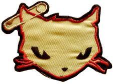 ROCKABILLY PIERCING SPIRALE Allargamento Kitty Cat PUNK GONNA EMO SKA PATCH