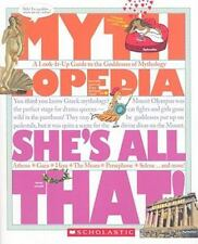 She's All That!: A Look-It-Up Guide to the Goddesses of Mythology (Myt-ExLibrary