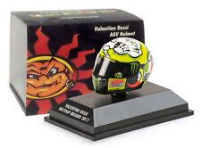 Minichamps Valentino Rossi Helmet - MotoGP Misano 2011 1/8 Scale