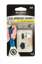 Nite Ize  LED Upgrade Combo II  LED  Flashlight Bulb  Pin/Plug-In Base