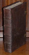 INKUNABEL COMESTOR HISTORIA SCHOLASTICA AMERBACH BASEL GOTISCHER EINBAND 1486