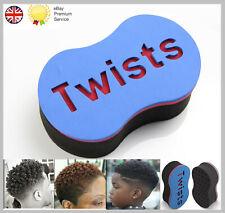 Original Magic Barber Twist Sponge Foam Hair Brush For Dread Loc Afro Coil Curl