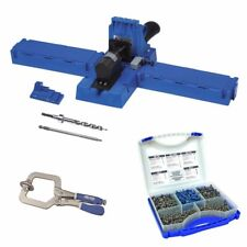 Kreg K5 Pocket Hole Jig With Screw Kit and Face Clamp