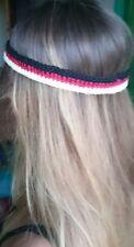 Stirnband DEUTSCHLAND **schwarz rot gold** 50