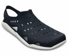 Crocs Men's Navy Swiftwater Wave Sandal/Shoes - 203963 Size 8