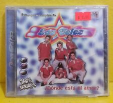 Los Telez : Donde Esta El Amor - CD Brand New Sealed
