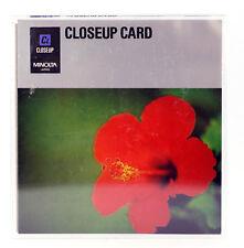 MINOLTA Chip Karte CLOSEUP CLOSE UP CARD DYNAX 700si 7000i 8000i 5000i 7xi 9xi