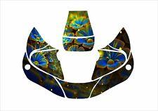 Miller Titanium Classic 9400 1600 Vsi I Open Face Welding Helmet Decal Sticker F
