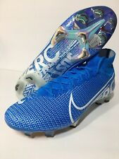 Nike Mercurial Superfly 7 Elite FG Sky Blue Soccer Cleats AQ4174-414 Size 13