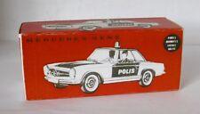 Repro Box Tekno Nr.932 Mercedes Benz Polizei
