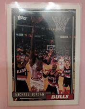 Michael Jordan 1992-93 Topps #141