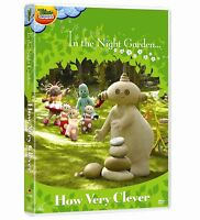 In the Night Garden: How Very Clever DVD Brand New (VG-12113762000(VG2480))