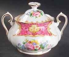 Royal Albert LADY CARLYLE Hampton Sugar Bowl 7298860
