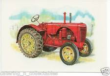 gp79  Massey harris pacemaker classic Tractor Postcard