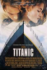 Titanic movie poster print #41