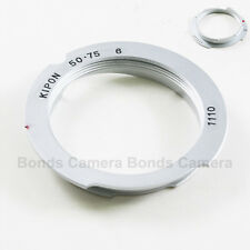 Kipon Leica 6-Bit Code M39 LTM lens to M camera 50-75 Adapter M8 M9 M9P M-240