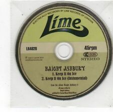 (FS528) Haight Ashbury, Keep It On Ice - 2014 DJ CD