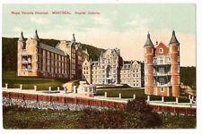 CANADA 384 -MONTREAL -ROYAL VICTORIA HOSPITAL (1913)