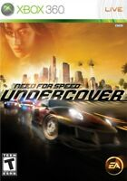 Need for Speed: Undercover - Xbox 360 Game