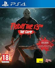Friday the 13th: The Game (PlayStaion 4, 2017)