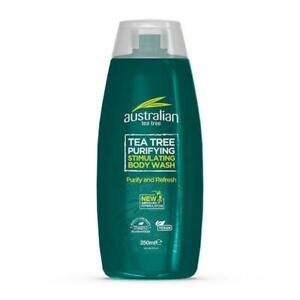 Optima Australian Tea Tree Stimulating Body Wash Purify & Refresh - 250ml