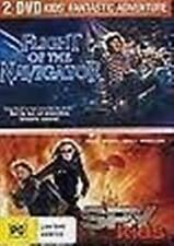 SPY KIDS/FLIGHT OF THE NAVIGATOR: 2DVD NEW