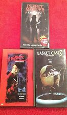 Lot Horror Thriller Dvd Nightmare on Elm Street Puppetmaster Basketcase Legacy