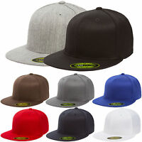 FLEXFIT Basecap Premium Fitted Baseball Cap Hip Hop Rapper Mütze«