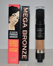 Victoria's Secret Mega Bronze Powder Bronzer Light To Medium Tan Boosting New