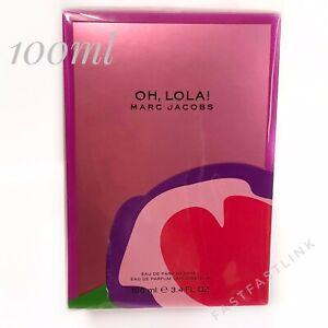 OH, LOLA ! EDP Spray 100ml By Marc Jacobs Womens Perfume ( SEALED BOX & GENUINE
