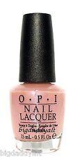 New OPI Nail Polish ROSY FUTURE NL S79 Soft Shades Collection Rose Pink Shimmer