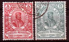 Italien 97-98, O, 50 Jahre Volksabstimmung in Neapel