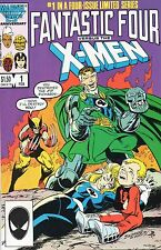 Fantastic Four Vs the X-Men #1 1987 Fine