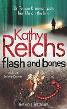 Flash and Bones: (Temperance Brennan 14),Kathy Reichs- 9780099570950