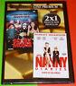 NANNY DIARIES + SCARY MOVIE English Español -DVD R2- CAJA FINA/SLIM - Precintada