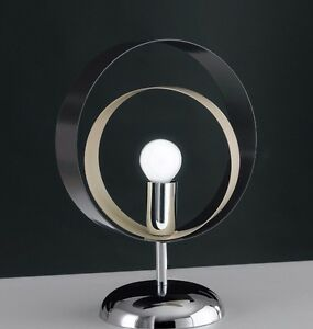 Lumetto Modern Chrome Circles Colorful Colors Combined Made IN Italy
